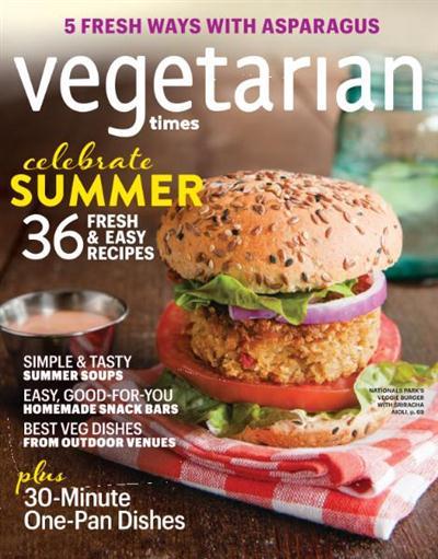 Download Vegetarian Times Magazine June 2016 PDF