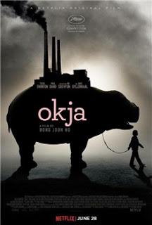 Okja (2017) Bluray
