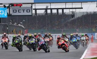 Jadwal MotoGP Silverstone Inggris 2016