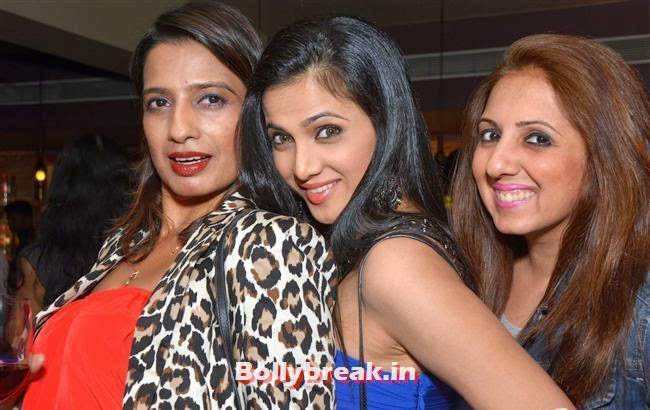 Sakshi Anand and Munisha Khatwani, Page 3 Celebs at Lagerbay New Menu Launch Party