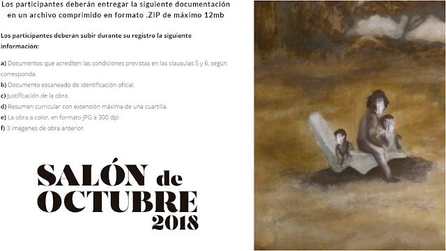 salón de octubre 2018