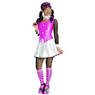Monster High Rubie's Draculaura Outfit Adult Costume