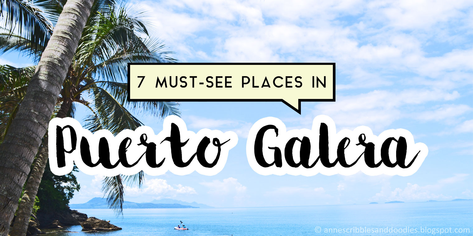 7 Must-See Places in Puerto Galera (Vlog, Itinerary, Budget, Where to Stay) | Anne's Scribbles and Doodles