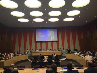 IFLC - UN, Ban Ki Moon