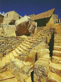 Uma das 16 Fontes de Machu Picchu
