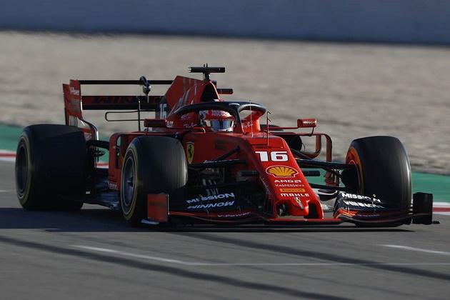 Χειμερινές Δοκιμές F1 – 7η Μέρα: Leclerc στην κορυφή