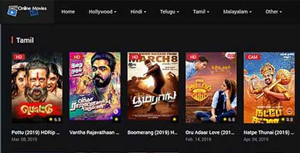 OnlineMoviesGold: 12 Best Sites to Watch Tamil Movies Online in HD for free: eAskme