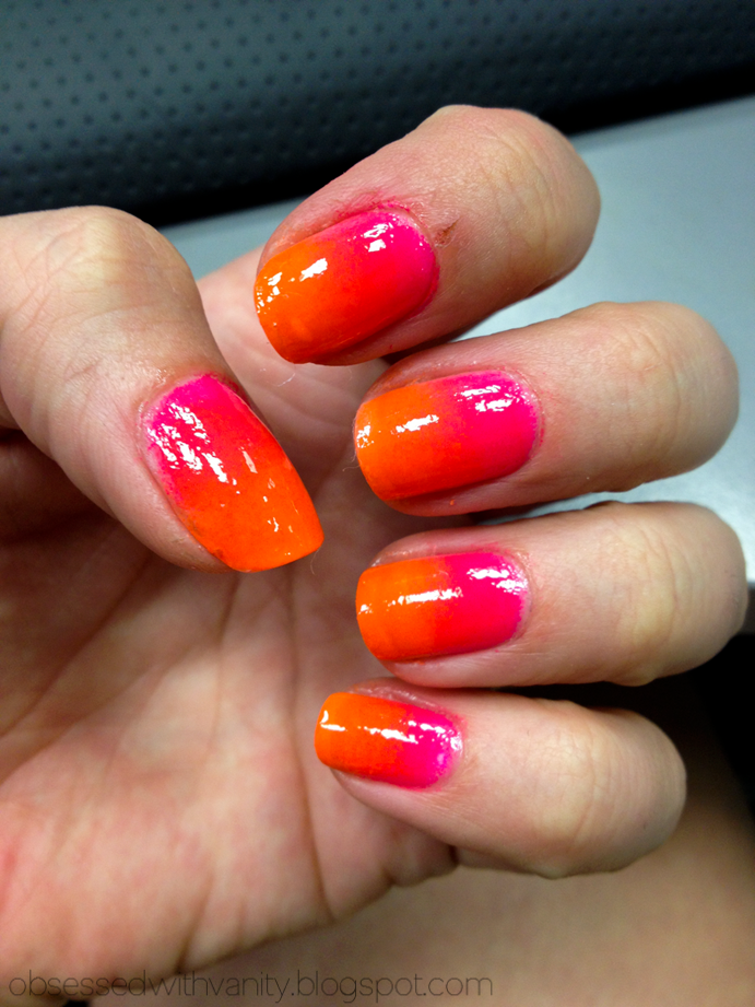 Obsessed with vanity: How do you Ombre Nails?