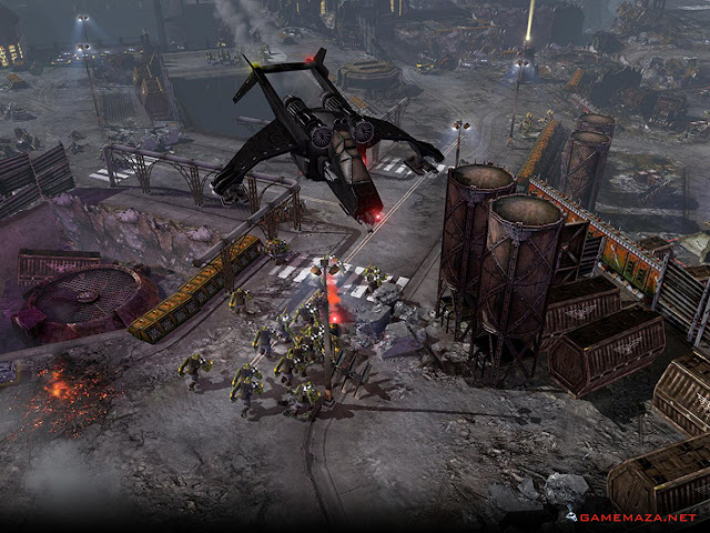 Warhammer 40000 Dawn of War II Retribution Gameplay Screenshot 4