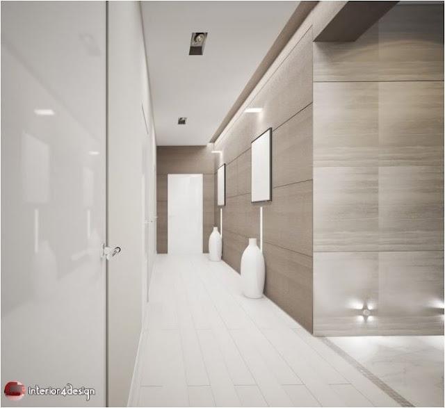 Decorative Gypsum Board Corridors 3