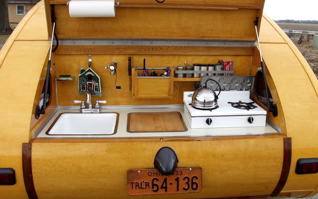 Kitchen Sink Trailer