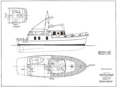 yacht parts diagram trawler yacht diagram design 2457 fairfax trawler | myboat