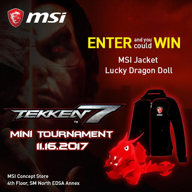 MSI Gaming Tekken 7 Tournament