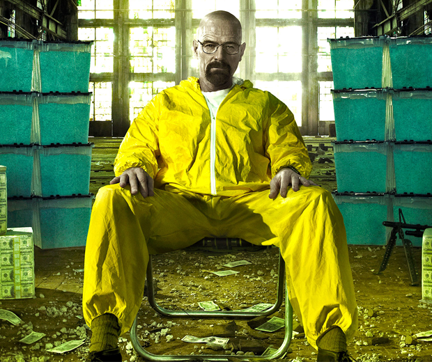 Walter White's Hazmat Suit from 'Breaking Bad'