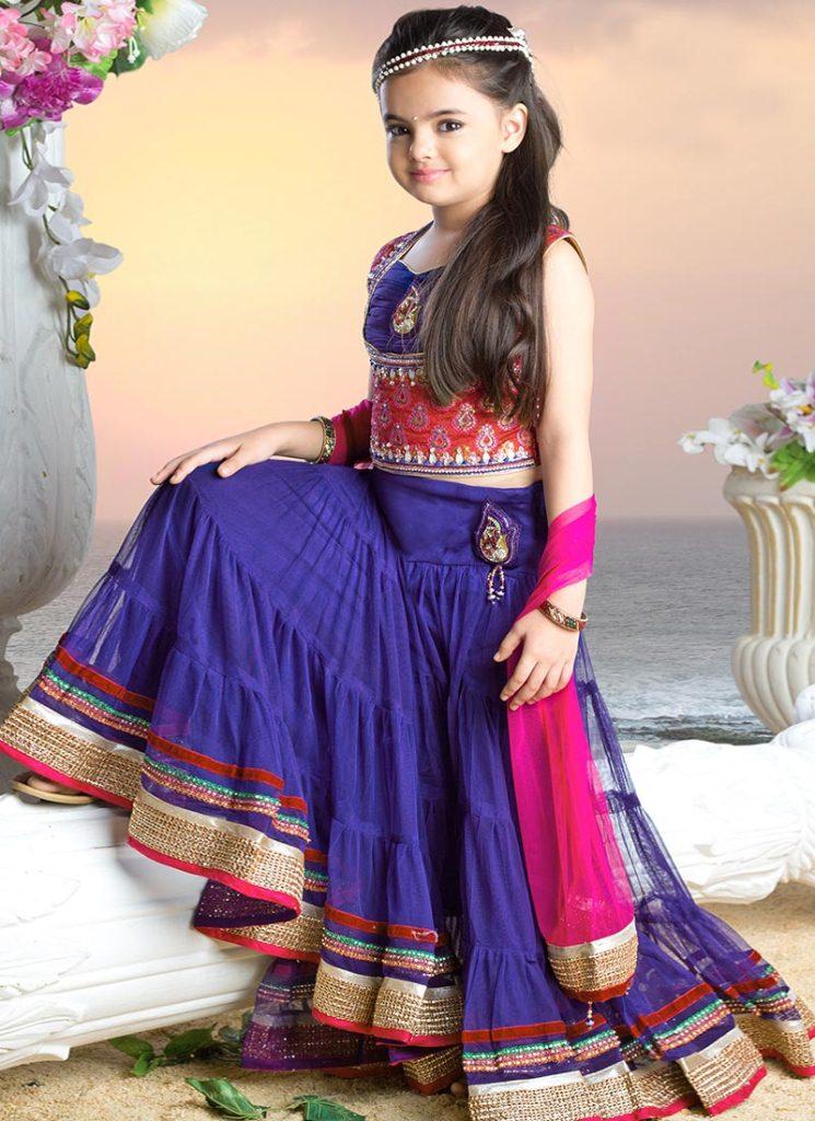 Foto Ruhanika Dhawan_Pemeran Ruhi Raman Bhalla_Serial Mohabbatein ANTV_Cantik Imut Cerdas satu