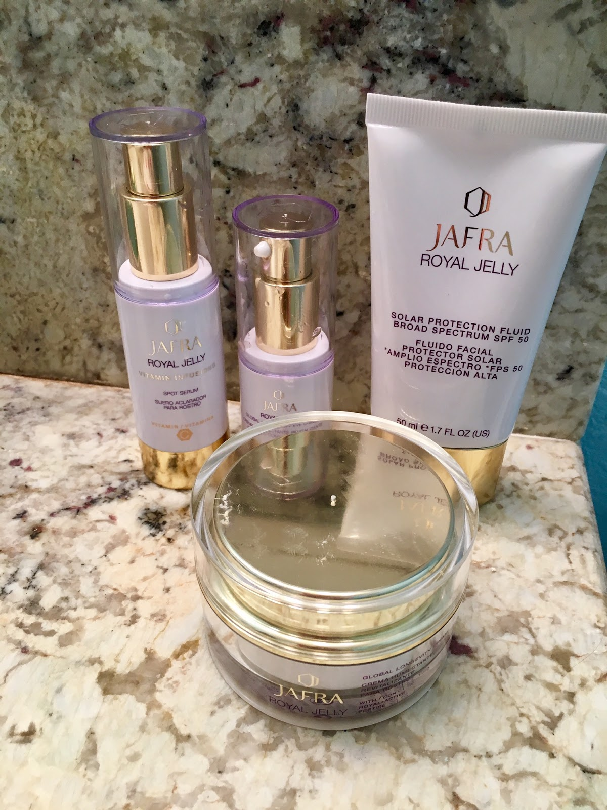 Jenns Savings Freebies Deals Five Free Full Size Skincare Jafra Royal Jelly I Had Never Heard Of The Brand Before Crowdtap Introduced Them To Me So Wasnt Too Sure What Expect When Started Interacting With This