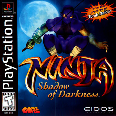 descargar ninja shadow of darkness psx por mega