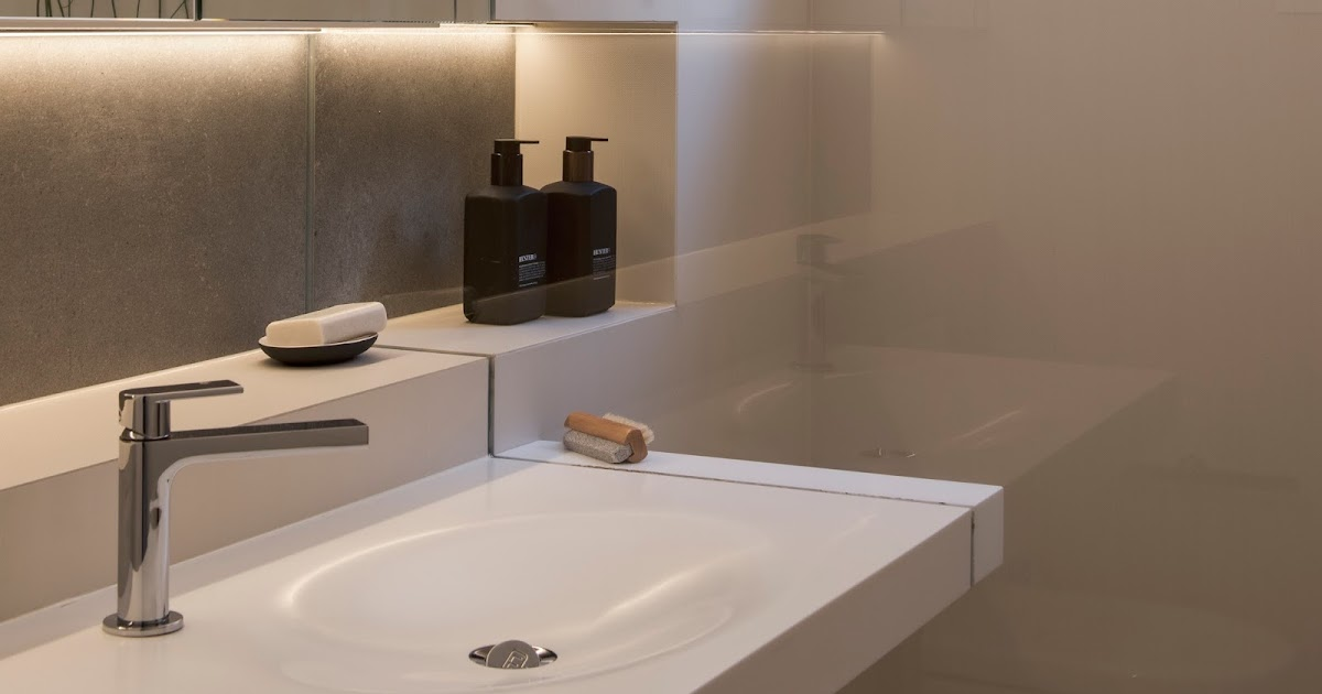 Minosa Small Bathroom Clever Solutions