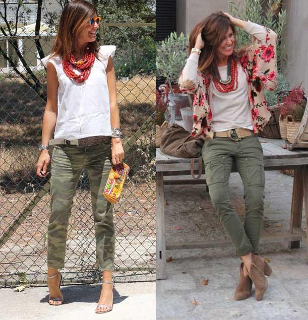 Que es el estilo militar e la moda