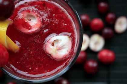 Manfaat jus cranberry untuk kesehatan