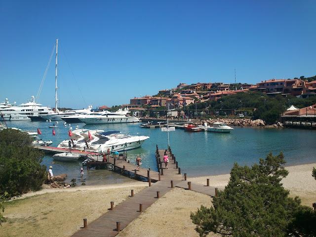 Italy, Włochy, Sardynia, Sardinia, Sardegna, Porto Cervo, Cannigione di Arzechena