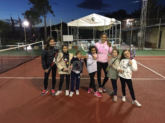 Monitora de Tenis en Badajoz