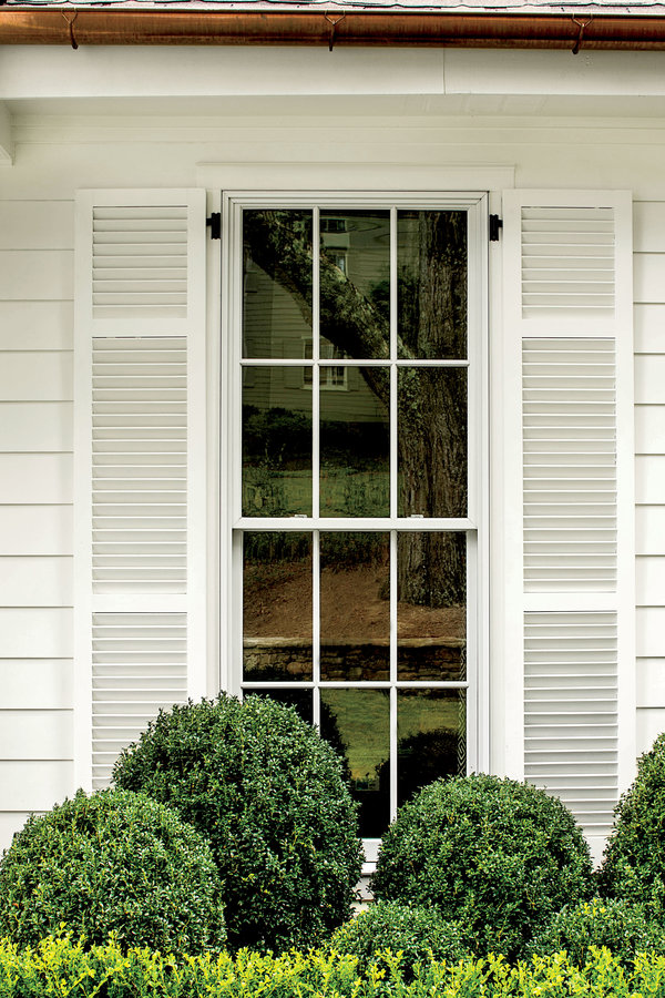 Simple, Sleek Windows | Southern Living