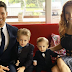 Omg! Singer Michael Buble's son diagnosed with Cancer at just age 3... photo