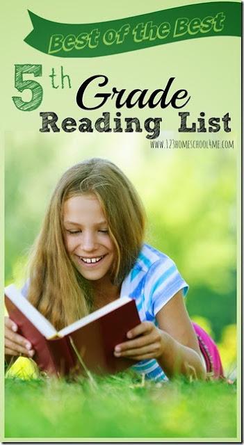 5th-grade-reading-list