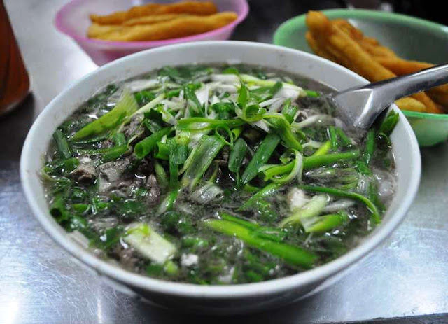 best beef pho in hanoi