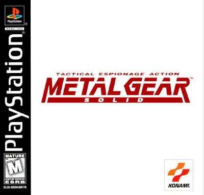 metal gear solid play1