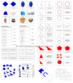e8dda44d What DID we do all day? : GIVEAWAY! 33 Geometry Materials from the ...