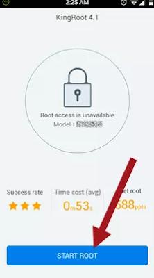 Cara Root Semua Jenis Android Dengan Mudah Dengan KingRoot