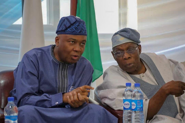 Why I Maintain Silence On  Presidential Election - Obasanjo