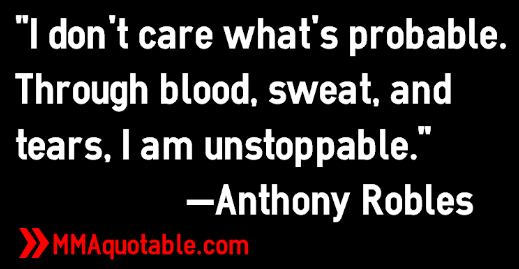 """Motivational Quotes With Pictures (many MMA & UFC): """"I Don"""