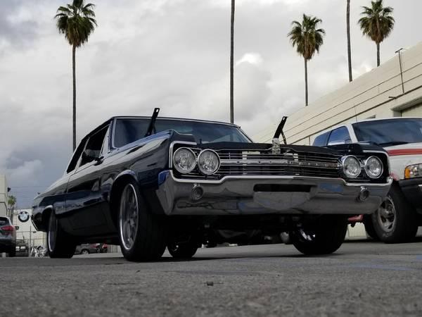 1965 Oldsmobile Cutlass Club Coupe F85