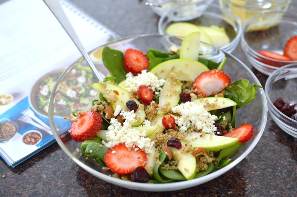 Nutty Salad