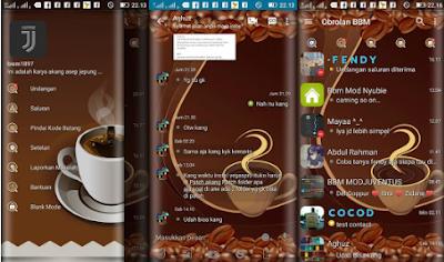 BBM Mod Coffee v.01 Base BBM v3.2.5.12 Apk