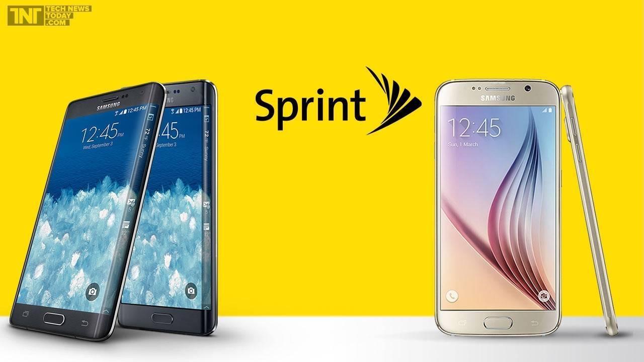 Unlock Samsung Galaxy S6 Sprint network