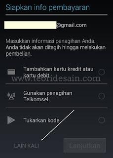 Langkah Terakhir Daftar Gmail Terbaru Lewat Smartphone Android