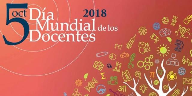 Día Mundial de los Docentes 2018, Enseñanza UGT Día Mundial de los Docentes 2018, Enseñanza UGT Ceuta