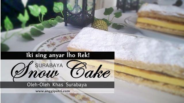 pre launch surabaya snow cake oleh oleh khas surabaya rh anggiputri com