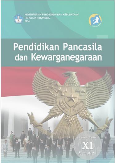 Buku Pendidikan Pancasila dan Kewarganegaraan Kelas XI Smester II