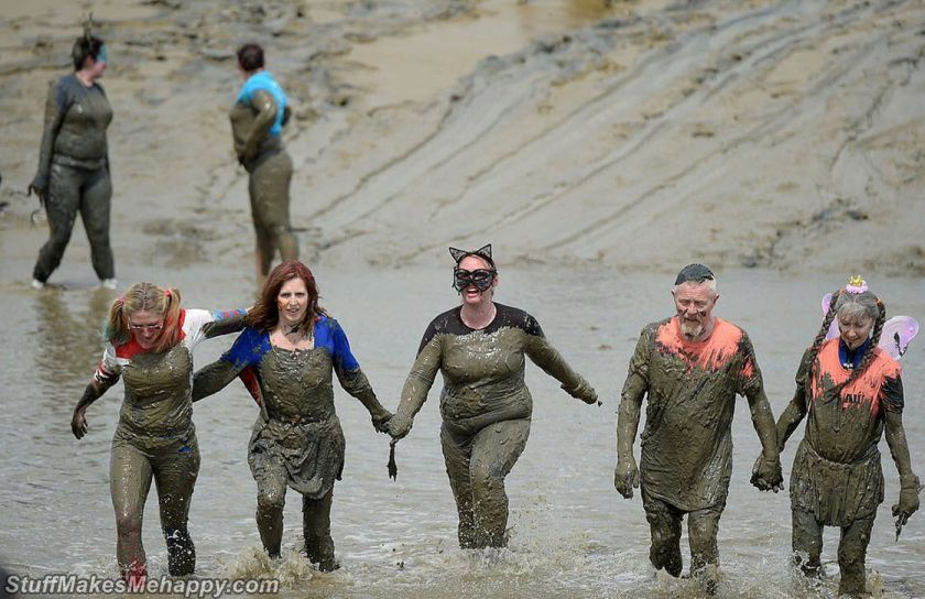 Tough Mudder: Maldon Mud Race 2019 Pictures