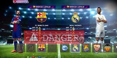 PES 2013 Danger Patch v2 Season 2017/2018