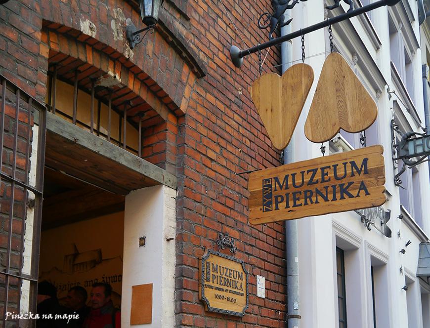 Żywe Muzeum Piernika Toruń