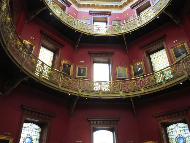 Inside the NJ State HOuse