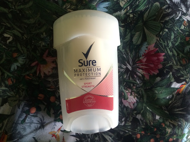 Sure Maximum Protection Sport Strength Deodorant