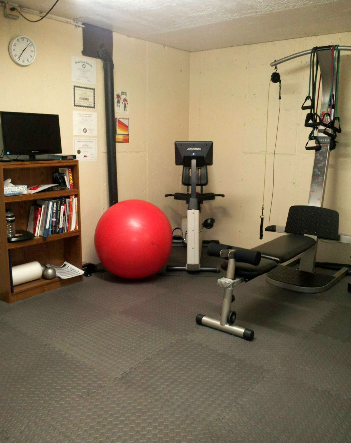 Provo and orem personal trainer your fitness quest making your home gym