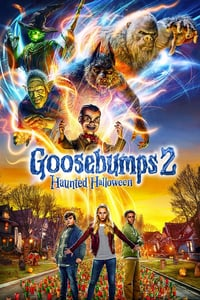Goosebumps 2 – Halloween Assombrado Torrent